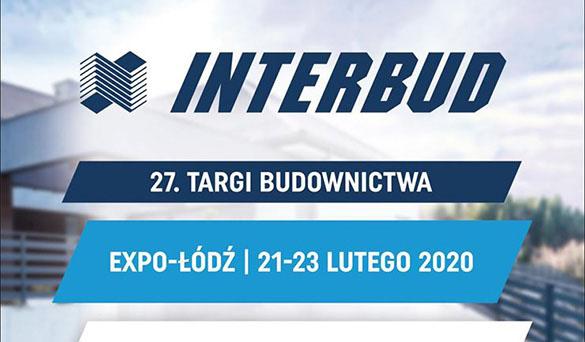 Targi INTERBUD – 21-23 Lutego Przyjdź i odbierz rabat 5%